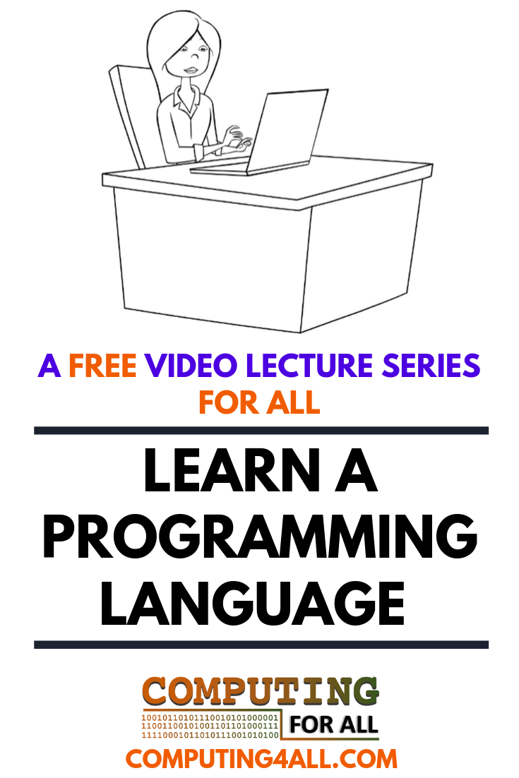 Learning to program in Java: Video lectures The videos are suitable for new learners.