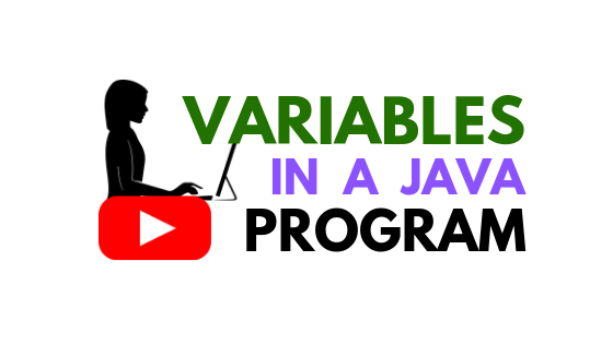 A video tutorial on Variables in Java.