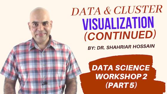 Workshop 2, Part 5: Cluster visualization
